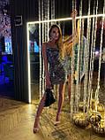 Платье женское с пайетками, фото 8
