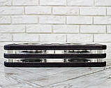 КІТ-ПЕС by smartwood Миски на подставке | Миска-кормушка металлическая для собак щенков  XS - 2 миски, фото 3