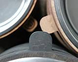 КІТ-ПЕС by smartwood Мискa на подставке | Миска-кормушка металлическая для собак щенков - 1 миска 4500 мл, фото 7