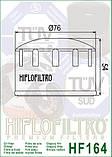 Фильтр масляный HIFLO  HF164, фото 2