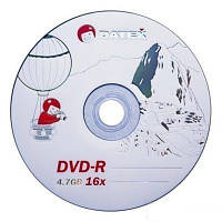 "DVD-R 50 шт Datex DVD-R 4.7Gb ""Roman Colosseum"" Pack-50"