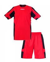 Футбольная форма Uhlsport 1003084 red/black