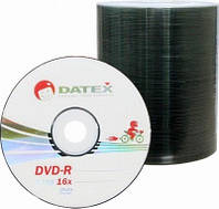 DVD-R 50 шт Datex DVD-R 4.7Gb Football