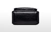 Рюкзак женский кожаный Hefan Daishu Backpack Черный, фото 7