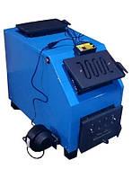 Дровяной котел длительного горения 19 кВт Огонек 19 ДГ