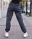Зимнее спортивные штаны женские в цвете графит Эми от бренда ТУР  размер: XS, S, M L, фото 3