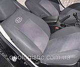 Авточохли Кіо Ріо Седан від 2015 - Kia Rio sedan 2015 - Nika модельний до, фото 2