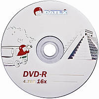 """DVD-R 50 шт Datex DVD-R 4.7Gb """"Mayan pyramid"""""""