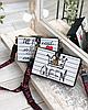 Ексклюзивна каркасна сумочка Love and Queen, фото 6