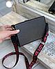 Ексклюзивна каркасна сумочка Love and Queen, фото 5