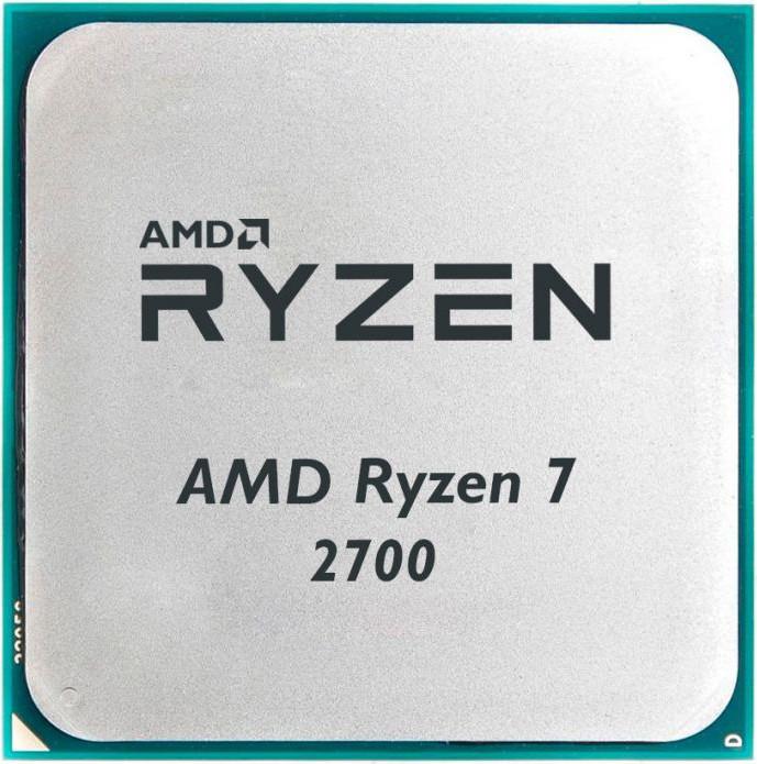 Процессор AMD Ryzen 7 2700 3.2GHz/16MB (YD2700BBM88AF) sAM4 Tray