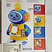 Робот Космический доктор 506 песня на англ. языке, подсветка, движение от батареек, свет, в коробке, фото 2