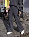 Зимнее спортивные штаны женские в цвете графит Джин от бренда ТУР  размер:  S- M, фото 2