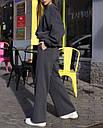 Зимнее спортивные штаны женские в цвете графит Джин от бренда ТУР  размер:  S- M, фото 3
