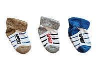 Носочки для новорожденных (махра), фото 1