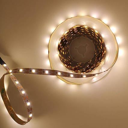 Светодиодная Теплый белый LED 5v/В лента SMD 2835