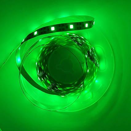Светодиодная Зеленый LED 5v/В лента SMD 2835