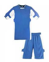 Футбольная форма Uhlsport azure blue/white