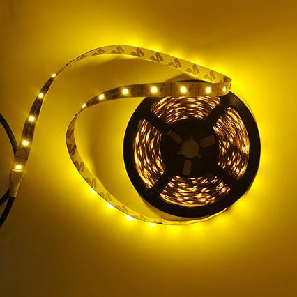 Светодиодная Желтый LED 5v/В лента SMD 2835