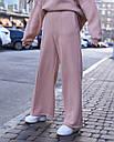 Зимнее спортивные штаны женские бежевые Джин от бренда ТУР  размер: S-M, фото 2