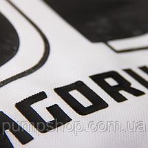 Бейсбольная футболка Gorilla Wear 82 Jersey XL, XXL белая, фото 2