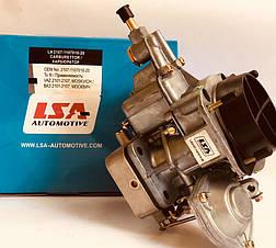 """Карбюратор LSA LA 2107-1107010-20 на ВАЗ 2101-2107, Москвич (1.5, 1.6) типа """"Озон"""""""