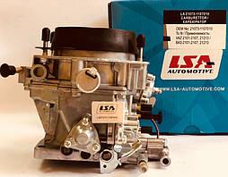 Карбюратор LSA LA 21073-1107010 типа Солекс на ВАЗ 2101-2107, 21213  - для электронного зажигания