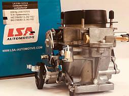 Карбюратор LSA LA 2108-1107010 на ВАЗ 2108, ВАЗ 2109, ЗАЗ 1102 (1.3)  типа Солекс