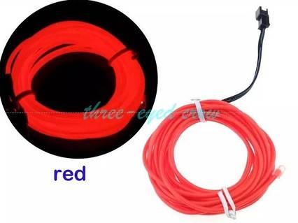 Неон Красный с кантом, для швов 2.3мм