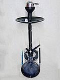 Кальян AMY DELUXE 057 черный цвет, фото 3