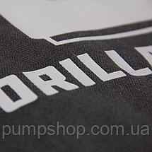 Бейсбольная футболка Gorilla Wear 82 Jersey XL, XXL черная, фото 2