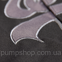 Бейсбольная футболка Gorilla Wear 82 Jersey XL, XXL черная, фото 3