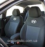 Авточехлы Prestige на Hyundai Accent ,авточехлы Престиж на Хюндай Акцент, фото 3