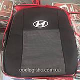 Авточехлы Prestige на Hyundai Accent ,авточехлы Престиж на Хюндай Акцент, фото 2