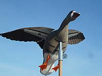 Чучело летящего гуся (FL-1050)