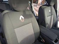 Авточохли на сидіння Renault Fluence (дельный) 1.5d c 2012 р.