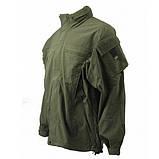 Куртка SOFTSHELL GEN.III олива Mil-Tec, фото 2