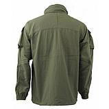 Куртка SOFTSHELL GEN.III олива Mil-Tec, фото 3