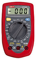 UT33D (UTM 133D) карманный цифровой мультиметр UNI-T