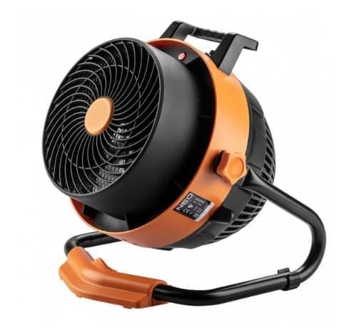 Тепло-вентиляторы