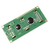 Индикатор ЖКИ 1602A-YG с подсветкой LCD 1602, фото 2