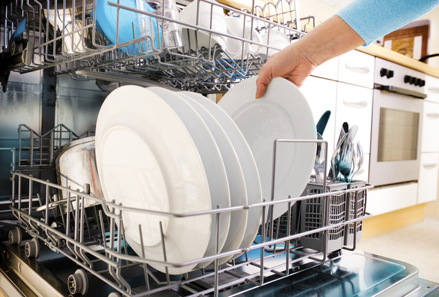 Средства и таблетки для посудомоечных машин