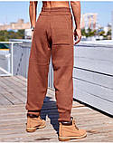Спортивные штаны женские. Цвета- светлый беж, чёрный, серый, капучино, фисташка, фото 3