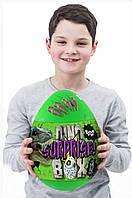 """Яйцо-сюрприз """"ДИНОЗАВР"""" h=30 cm, Dino Surprice Box, более 15 предметов!, фото 1"""