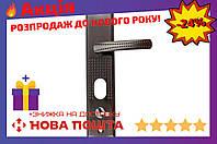 Ручка для металлических дверей FZB 14-31 без подстветки АВ левая 2 шт.