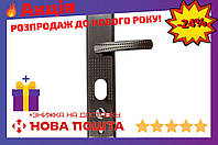 Ручка для металлических дверей FZB - 14-31 без подстветки АВ правая 2 шт.