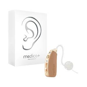 Универсальный Слуховой аппарат MEDICA+ Sound Control 13 (Япония) на аккумуляторе
