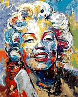 Картина по номерам 40×50 см Babylon Мэрилин Монро (VP 1340)