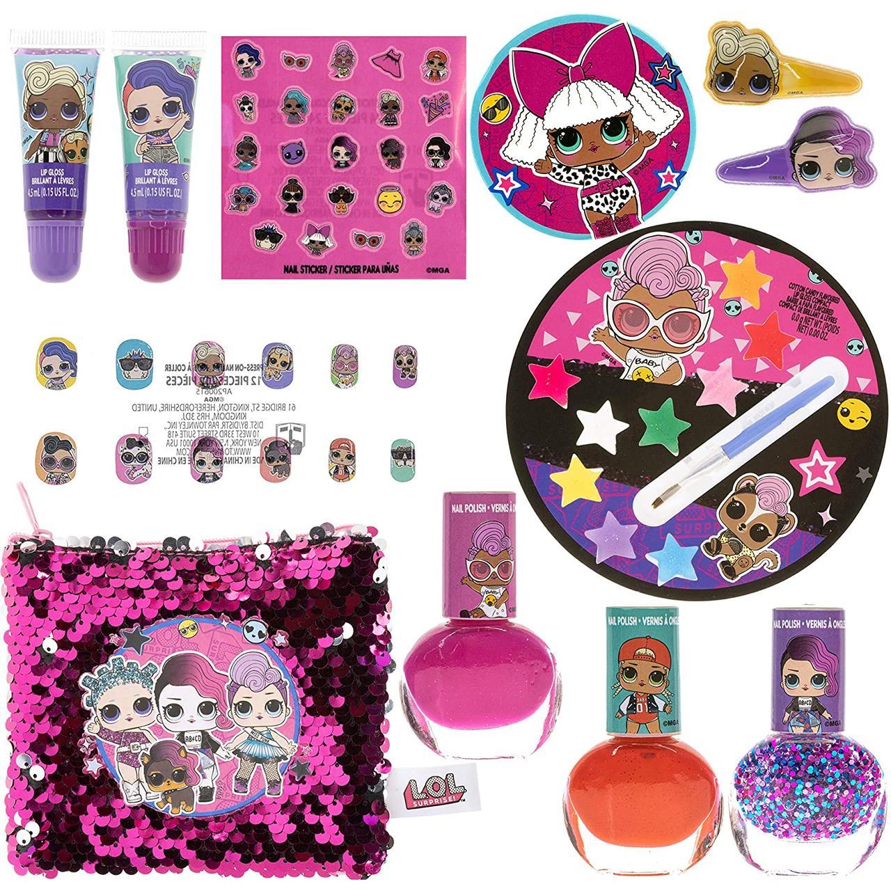 Набор косметика для девочки ЛОЛ Townley Girl Оригинал из США