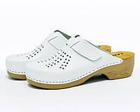 Обувь медицинская женская In White PU161 37 Белый, КОД: 2353839